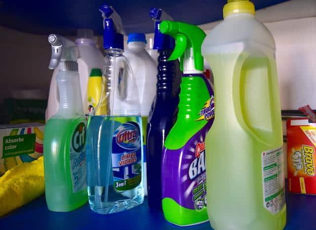 produtos de limpeza portugal