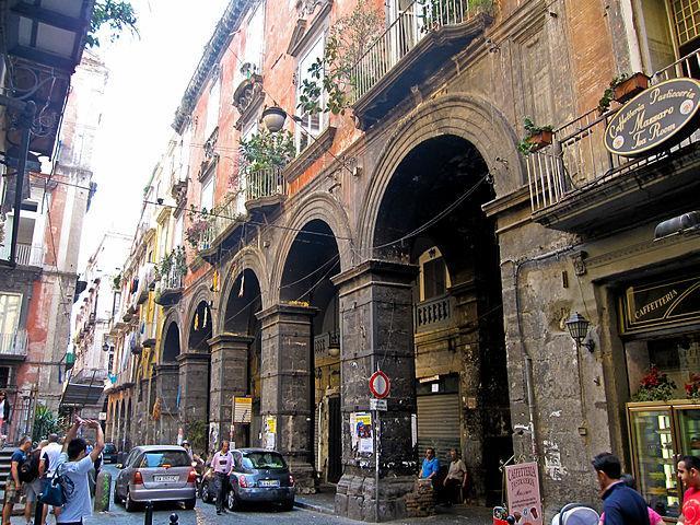 O que fazer em Nápoles Centro histórico