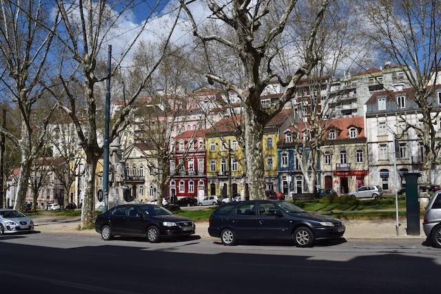 Avenida Sá Bandeira Coimbra