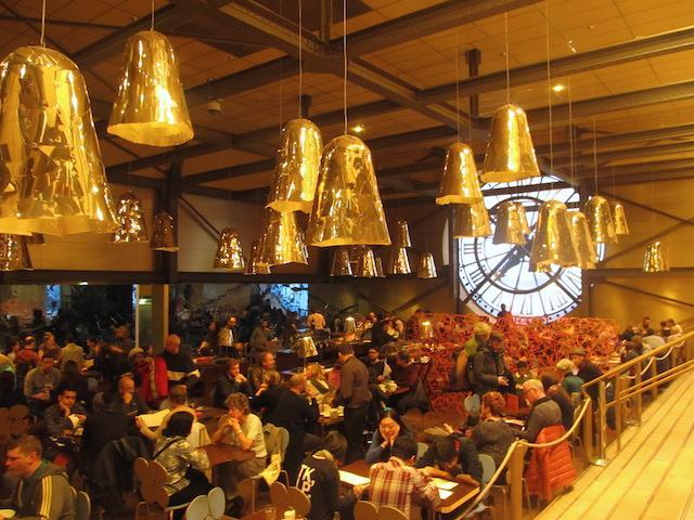 Café Campana Museu D'Orsay