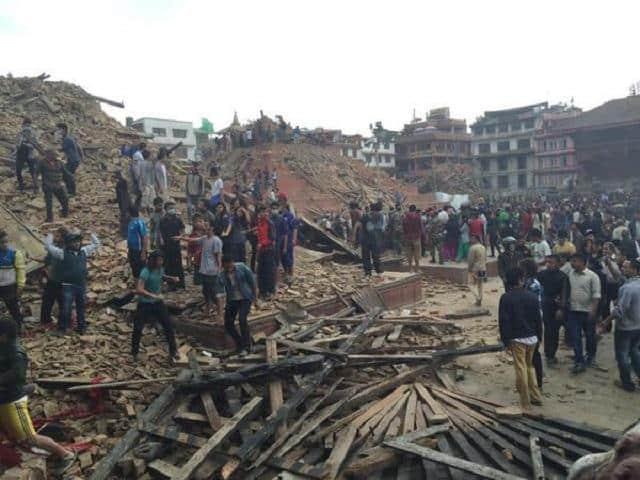 Durbar Square Katmandu