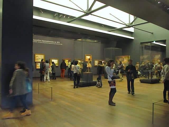 Galeria dos Impressionistas Museu D'Orsay