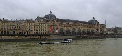 Visita ao Museu d'Orsay, em Paris