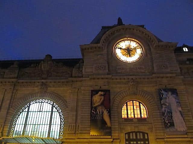 Museu D'Orsay fachada