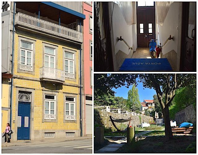 Onde ficar em Porto Porta Azul