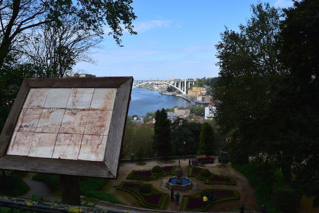 Onde ficar em Porto Portugal Vista Palácio de Cristal
