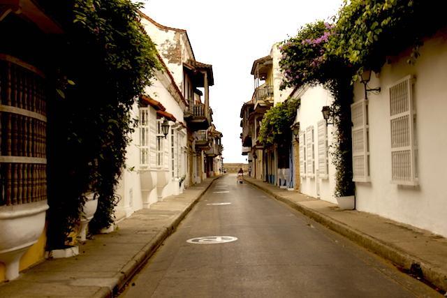 Ruas de Cartagenas das Índias
