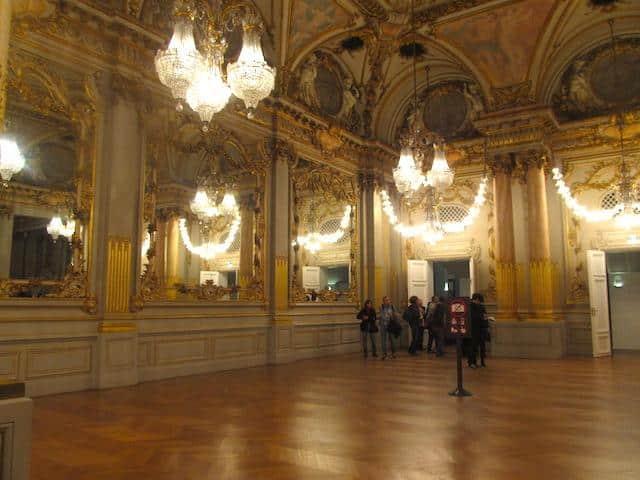 Salão de Baile Museu D'Orsay