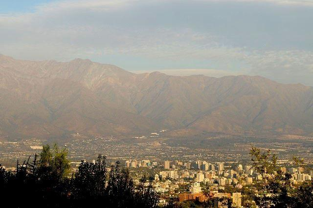 Vista Santiago Chile