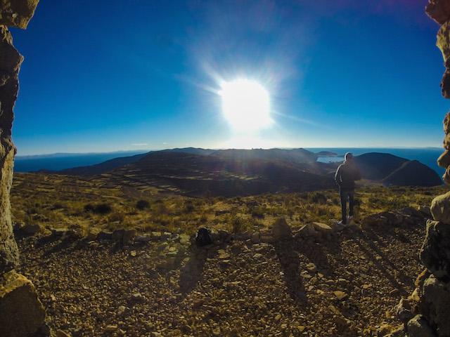 Isla del sol - Peru