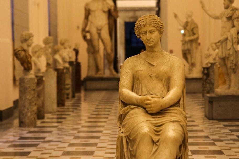 museu arqueologico nacional o que fazer em napoles italia