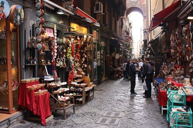 Nápoles o que fazer