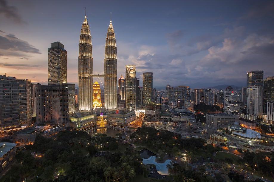 Roteiros de viagem pelo sudeste asiático: Kuala Lumpur