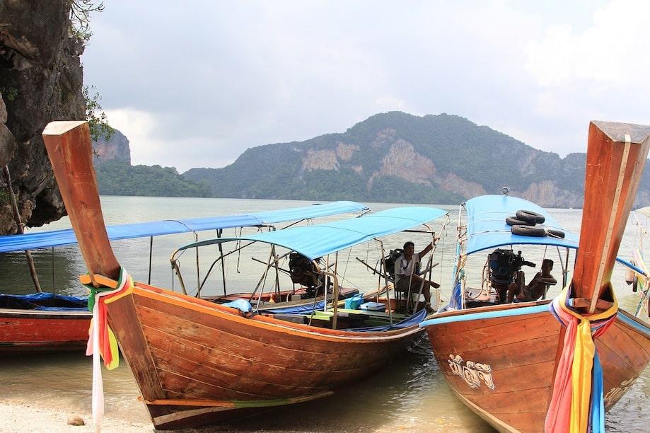 Roteiros de viagem pelo sudeste asiático