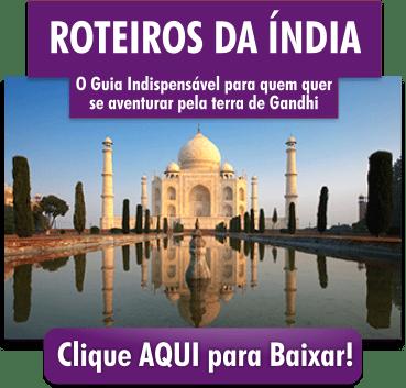Roteiros da Índia - viagens