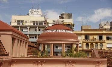A Casa de Cultura Mario Quintana, em Porto Alegre