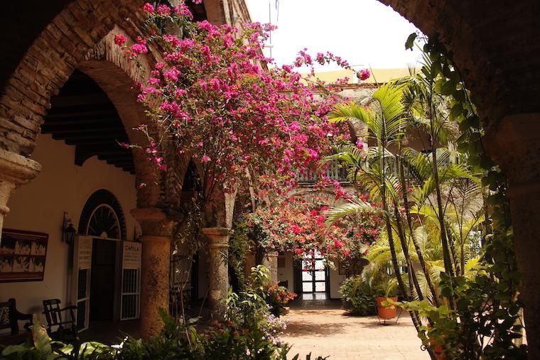 Convento em Cartagena das Índias Colombia