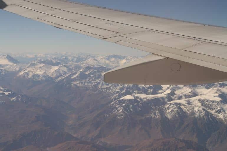 Promoção de passagens para Chile e Europa