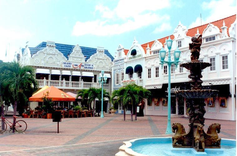 Oranjestad, Capital de Aruba