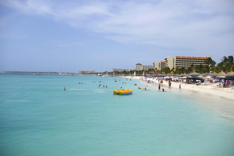 Palm Beach - Onde ficar em Aruba
