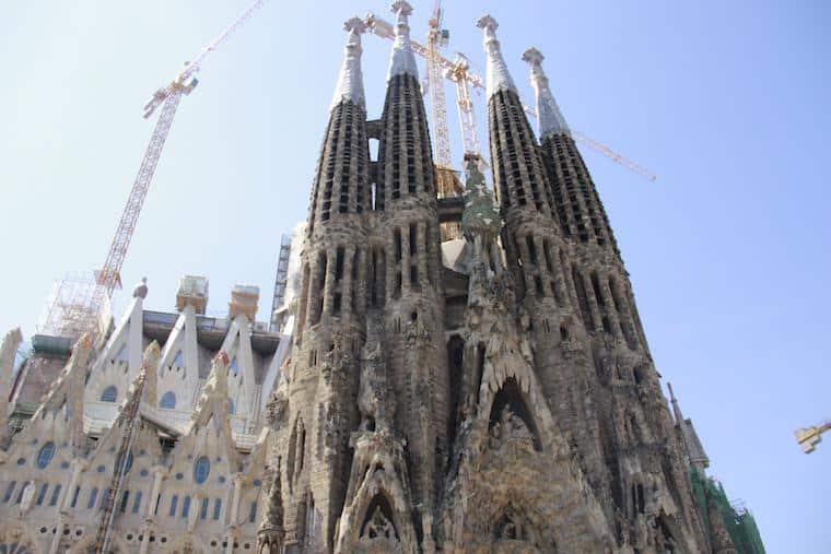 Sagrada Família, Igreja de Barcelona