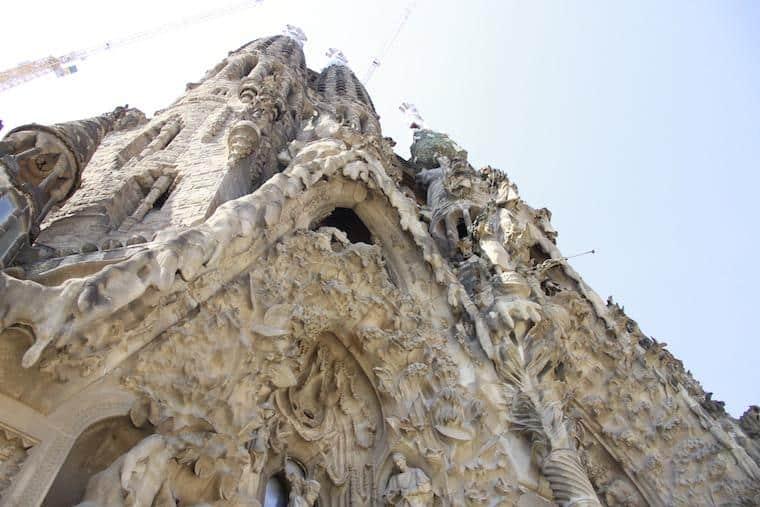 Torres da Sagrada Família, Barcelona