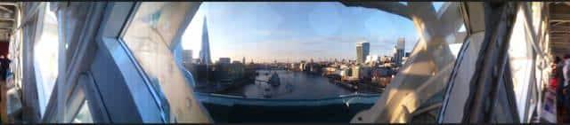 Tower Bridge Londres panorama 2