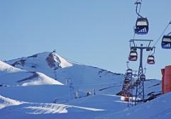 Como esquiar no Valle Nevado, Chile