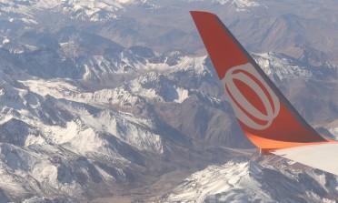 Como é o voo da Gol para Santiago, Chile