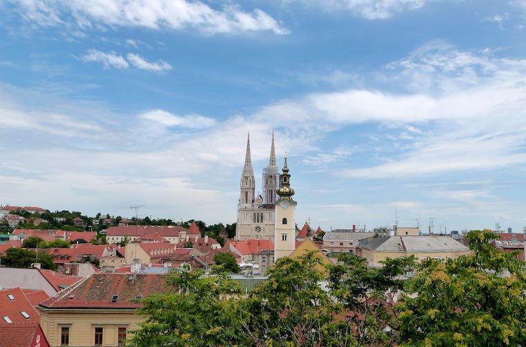Zagreb Mochilão Leste Europeu