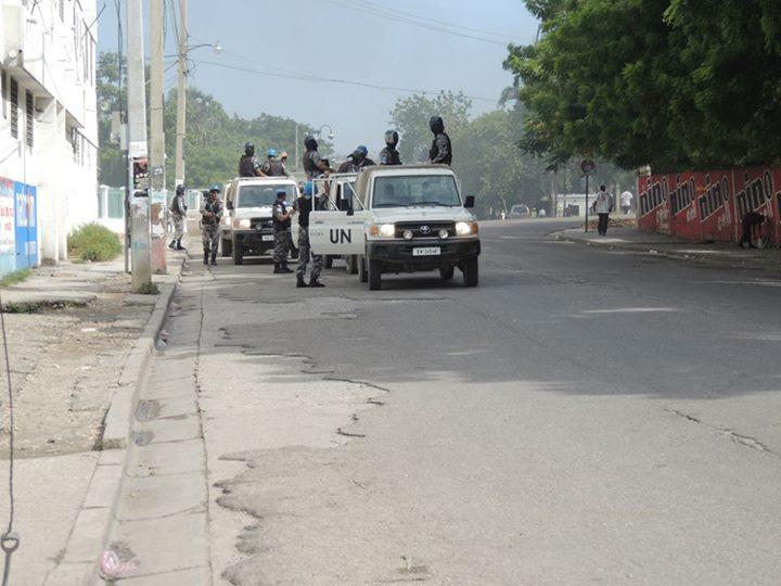 ONU no Haiti