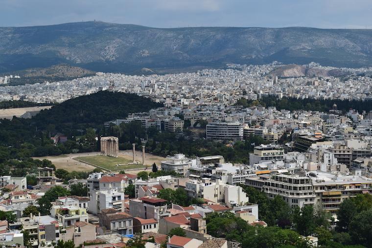 Onde ficar em Atenas Koukaki