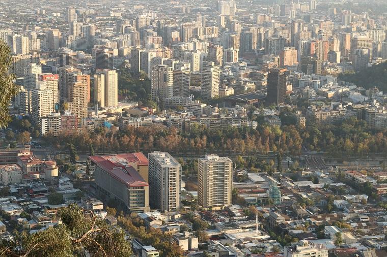 Passeios em Santiago, Chile