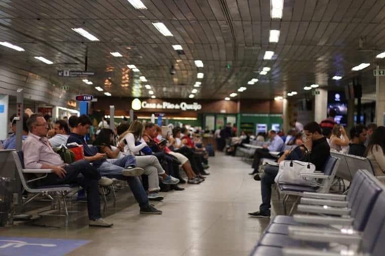 Sala de Aeroporto