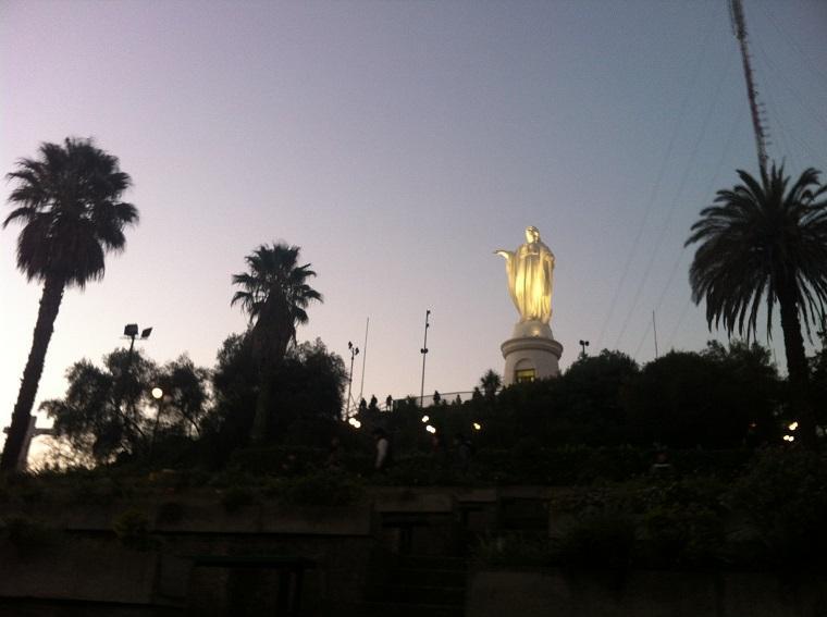 Santuario Cerro Santa Lucia