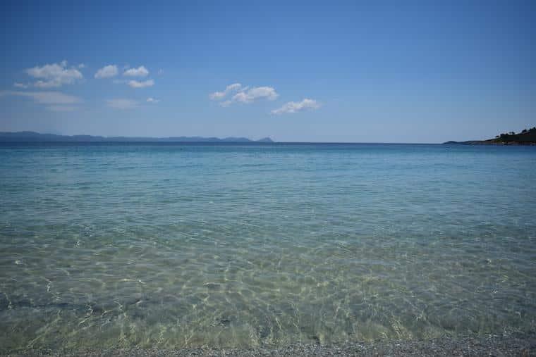 Visitar a Grécia Halkidiki