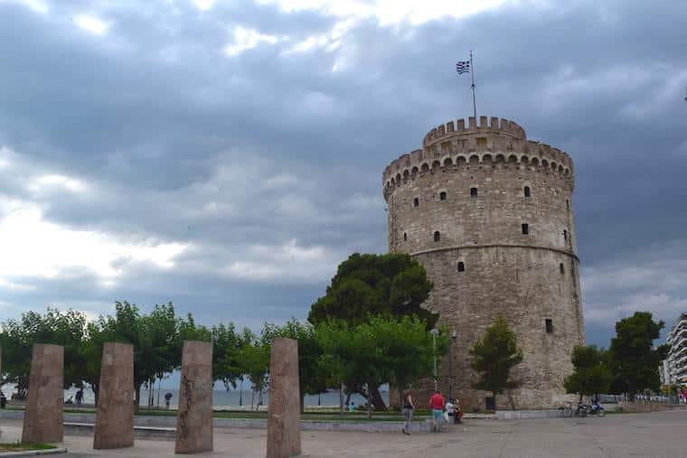 Visitar a Grécia Thessaloniki