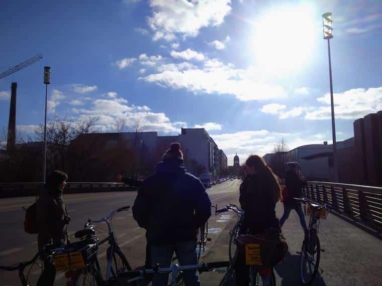 bike tour berlim