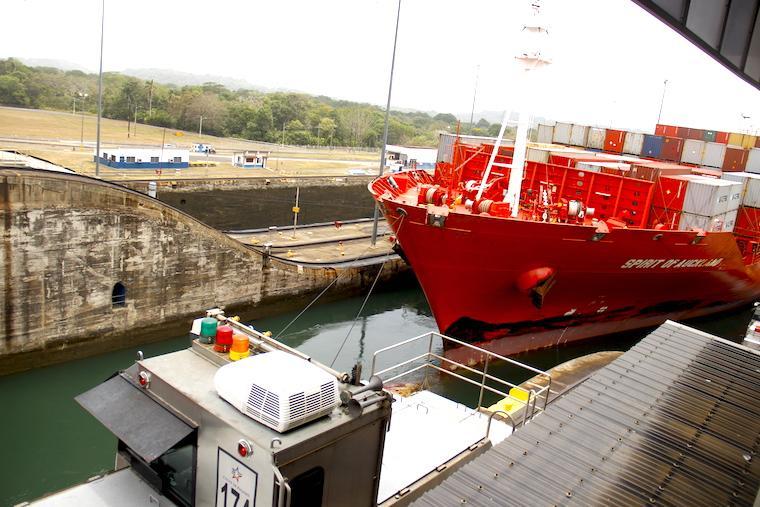 Eclusas do Canal do Panamá