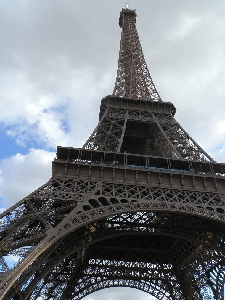 entrada Torre Eiffel