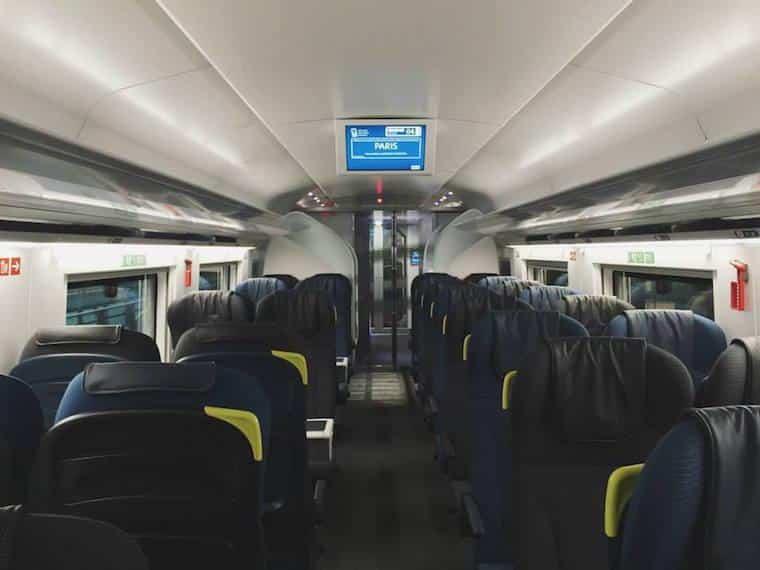 como viajar de trem eurostar entre paris e londres 360meridianos. Black Bedroom Furniture Sets. Home Design Ideas