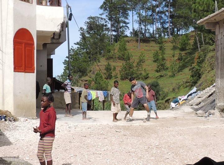 futebol no Haiti