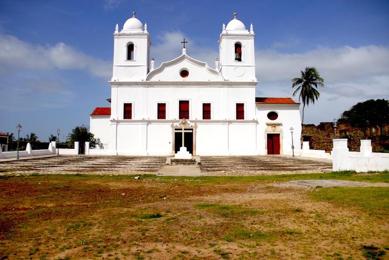 Igreja do Carmo, em Alcântara (MA)