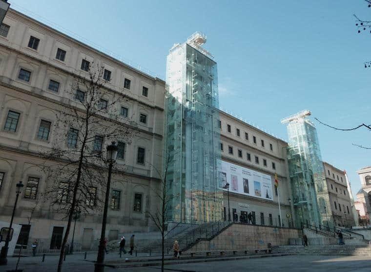 Museu Reina Sofia, Madrid