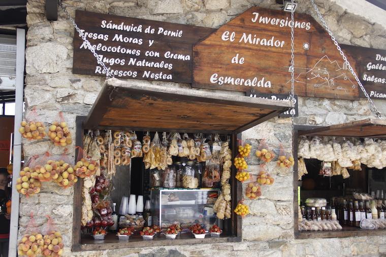 Restaurante do Parque El Ávila, em Caracas