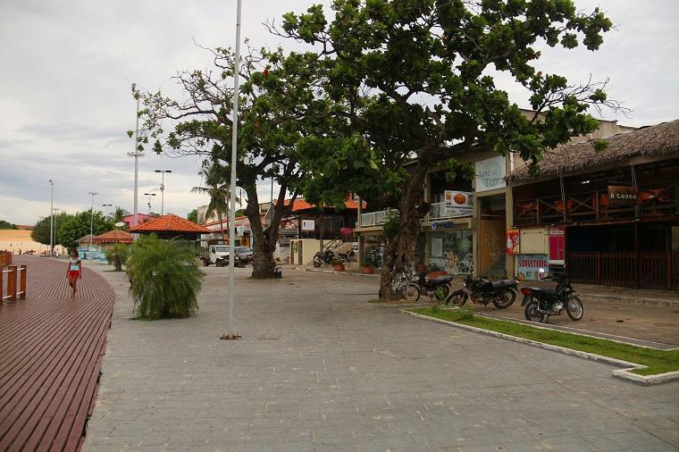 Avenida Beira Rio, Barreirinhas