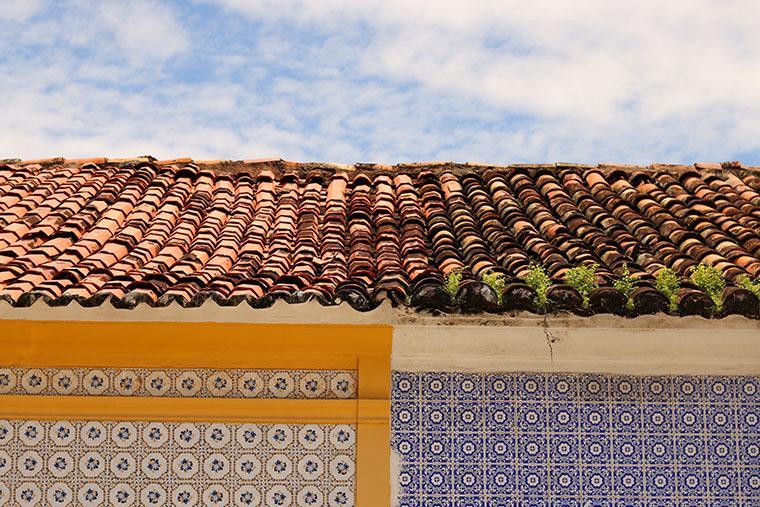 Azulejos em São Luís