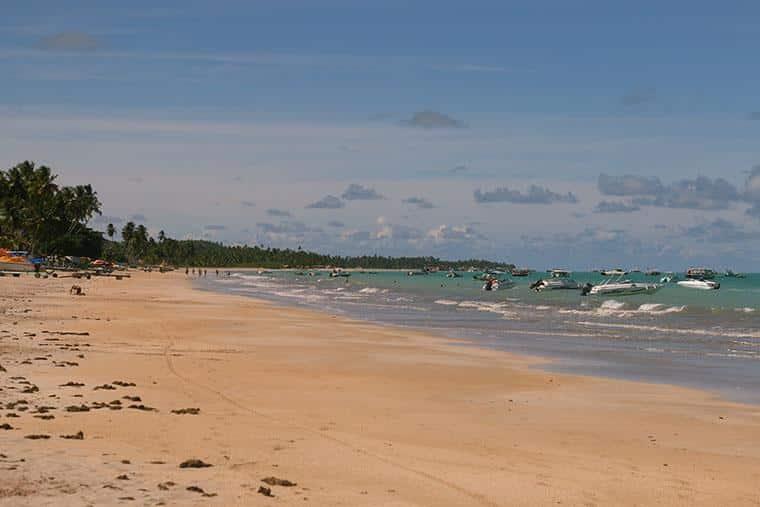 Como chegar em Maragogi, Alagoas