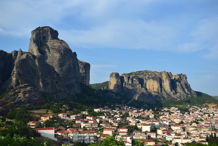 Onde ficar em Meteora Grécia