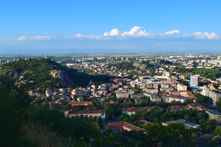 Onde ficar em plovdiv bulgária cidade